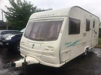 Avondale Dart 5 berth touring caravan 2005 REICH motor mover fitted