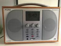 Pure Evoke-3 DAB/FM Radio