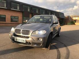BMW X5 M SPORT ***** LOADED WITH EXTRAS*** beautiful colour Grey*