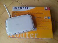 Netgear DG834Gv2 – Wireless ADSL Firewall Modem Router