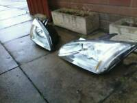 ford focus front lights , headlight , drivers side 05-08