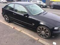 Bmw 320 tds 2.0 turbo diesel 6 speed 53 plate breaking for parts all parts available