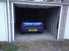 WANTED. Garage to Rent in Linton