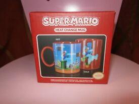 super mario mug heat changing