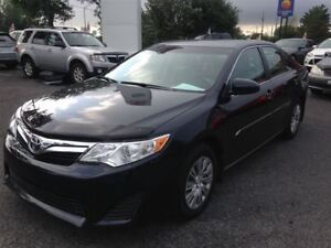 2014 Toyota Camry CAMRY LE, SIEGES CHAUFFANT, CAMÉRA DE RECUL