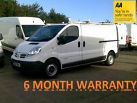 9fdf26a83f Nissan Primastar 2.9T 2.0 Dci 115 LWB SE MOT until MAY 2019