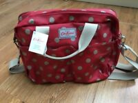 Cath Kidston Baby Changing Bag - Red