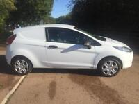 59 reg NEW SHAPE FORD FIESTA VAN 1400 tdci