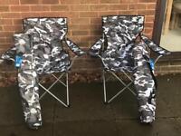 Gelert camping chairs