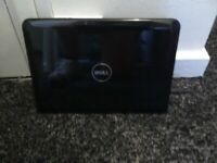 Dell Inspiron mini laptop,many features,in,HD screen,webcam,windows.