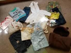 Baby boy's clothes