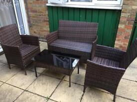 Garden furniture £110 - PICKUP ONLY