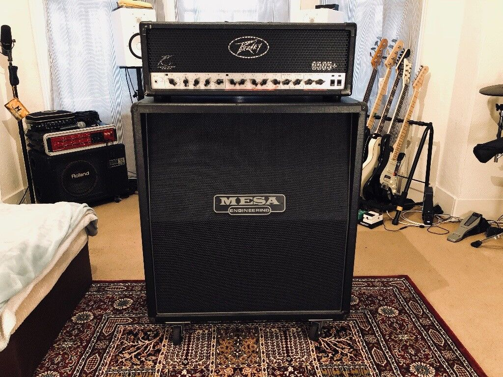 peavey 6505 guitar amp head foot switch in hove east sussex gumtree. Black Bedroom Furniture Sets. Home Design Ideas