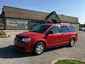 2013 Dodge Grand Caravan SE/CLOTH/DVD/SEATS 7