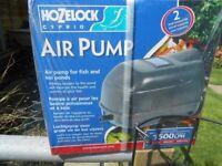 Hozelock Cyprio Pond Air Pump