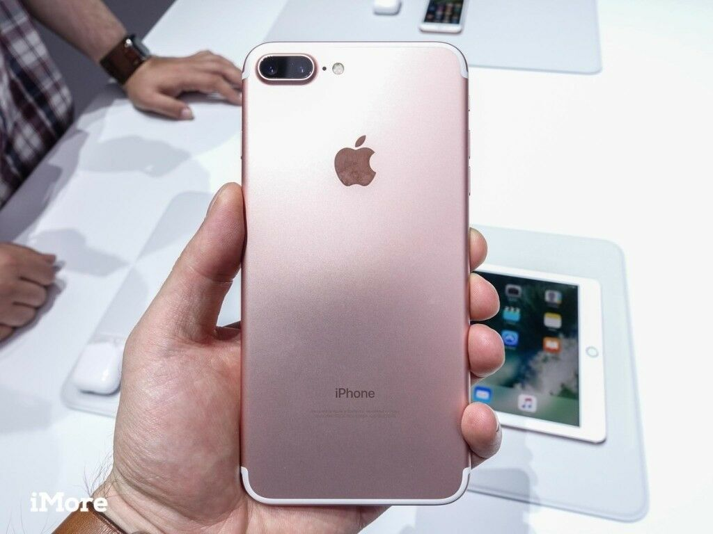 new iphon 7 32gb rose gold