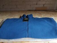 BARATEC WORKWEAR MOSSLEY FLEECE NAVY SIZE XL JOB LOT X 7 FLEECES