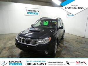 2009 Subaru Forester 2.5XT Limited/ WARRANTY INCLUDED!