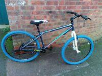"muddyfox jump bike 26"" wheels"
