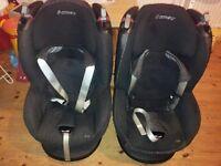 Maxi Cosi Car Seats (2 available)