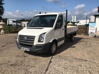 2008 CRAFTER CR 109 M.W.B 2.5 EX GROVENMENT ONLY 69000 MILES FROM NEW