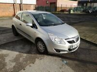 2007 (57 reg), Vauxhall Corsa 1.2 i 16v Life 3dr Hatchback, £1,495 p/x welcome