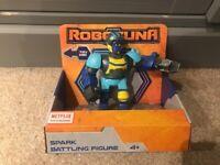 Brand new Robozuna figure