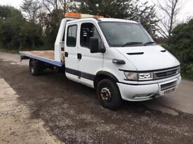 05 reg iveco daily tilt/slide recovery truck vgc free uk delivery £5500