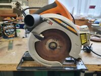 WORX Circular Saw with Laser Guide
