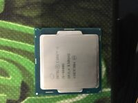 Intel i5 6600k 3.50ghz CPU
