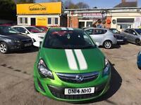 Vauxhall Corsa 1.2 petrol 3 door hatchback
