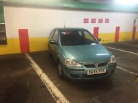 Very clean and reliable Corsa 10 months MOT recent Servicing