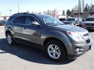 2013 Chevrolet Equinox LT, Leather Prince George British Columbia image 1