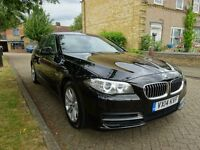 BMW 520d SE 2014 AUTOMATIC FACELIFT FULL BMW SERVICE HISTORY P/X WELCOME