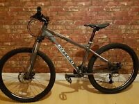 "Ladies Carrera Vengeance Hybrid Bike, 16"" Frame, 24 Gears. Excellent Condition. Original RRP £450"