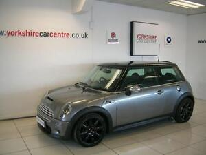 2003 MINI HATCH COOPER S 1.6 Cooper S 3dr