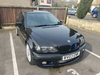 E46 325i m sport cash or swap
