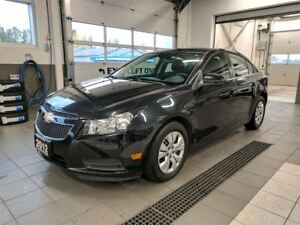 2012 Chevrolet Cruze LT Turbo One Owner No Accidents