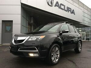 2012 Acura MDX ELITE | BOUGHT+SERVICEDHERE | 1OWNER | FULLYLOADE