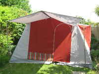 Marechal Canvas Frame Tent