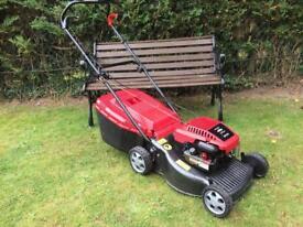 Mountfield Self Drive Petrol Lawnmower Serviced & Sharpened