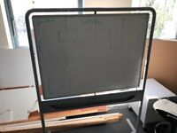Free Standing White Board