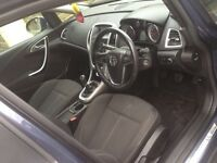 Vauxhall Astra 1.7 CDTi 16v SRi 5 door