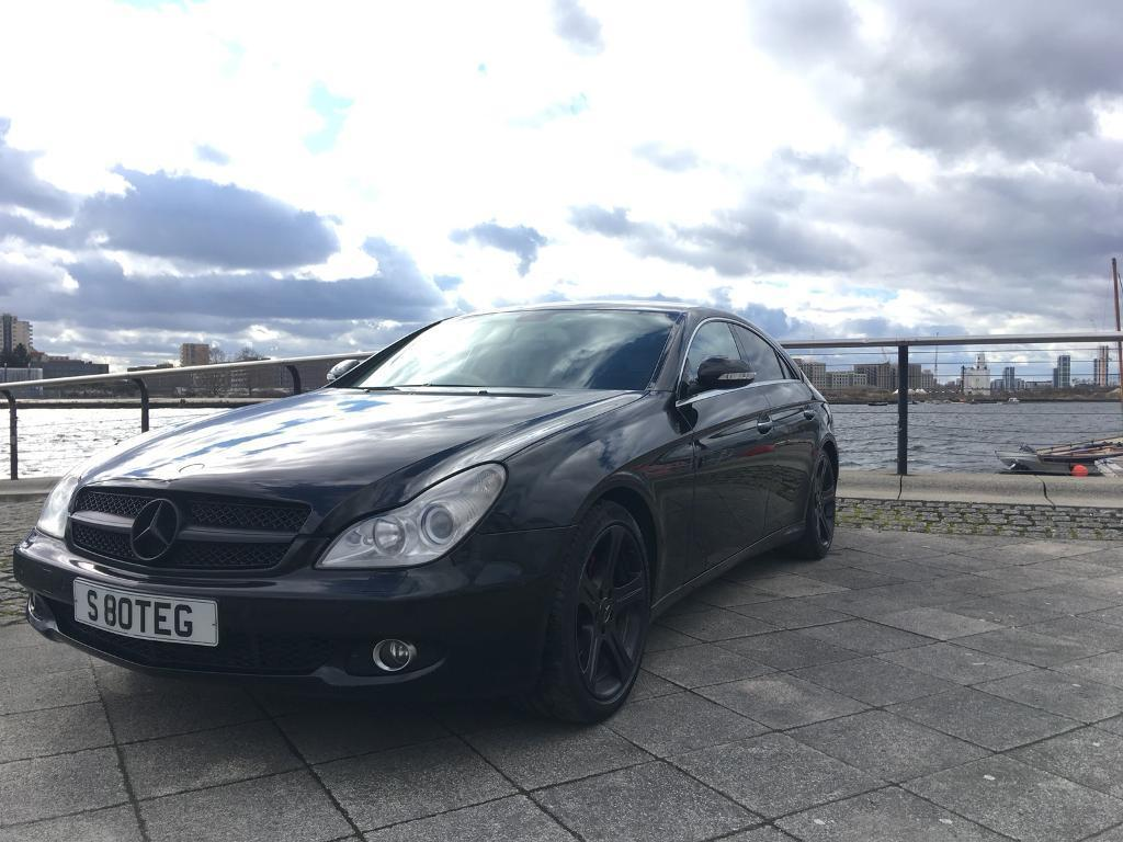 2007 Mercedes CLS320 CDI LODED WITH EXTRAS