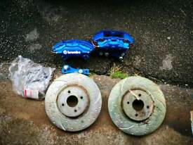 Ford focus rs mk1 brembo calipers