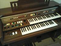 Yamaha Electone b-55n full size electric organ ..great sound