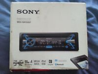 SONY MEX-N4100BT Car Stereo Awesome Sound :)