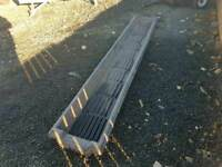 Choice of two 8ft sheep foot rot bath livestock tractor