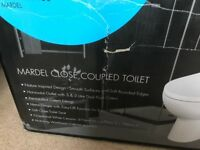 Brand new boxed toilet unopened