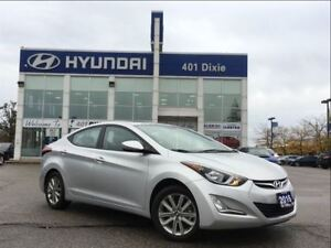 2016 Hyundai Elantra SPORT|SUNROOF|ALLOYS| ONE OWNER|